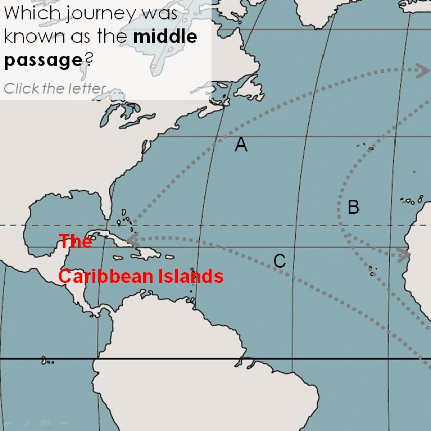 What was the Triangular Trade? KS3 PowerPoint Quiz