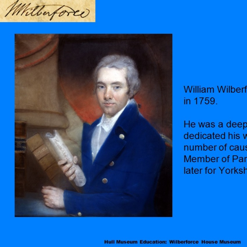Who Was William Wilberforce? (PowerPoint)