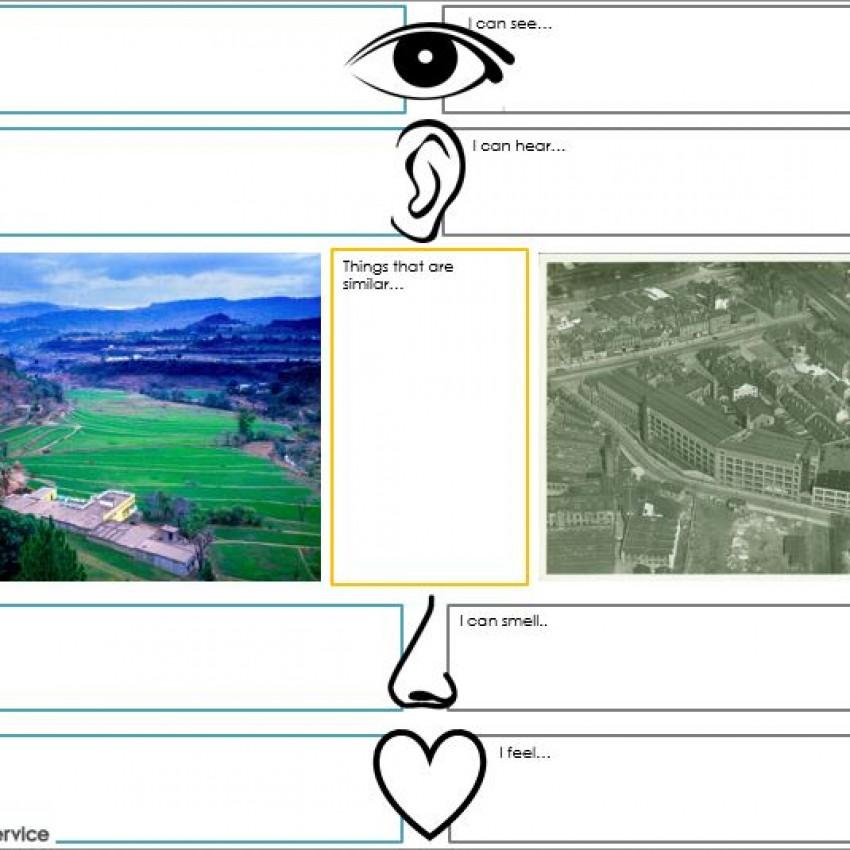 Environment Comparison Activity
