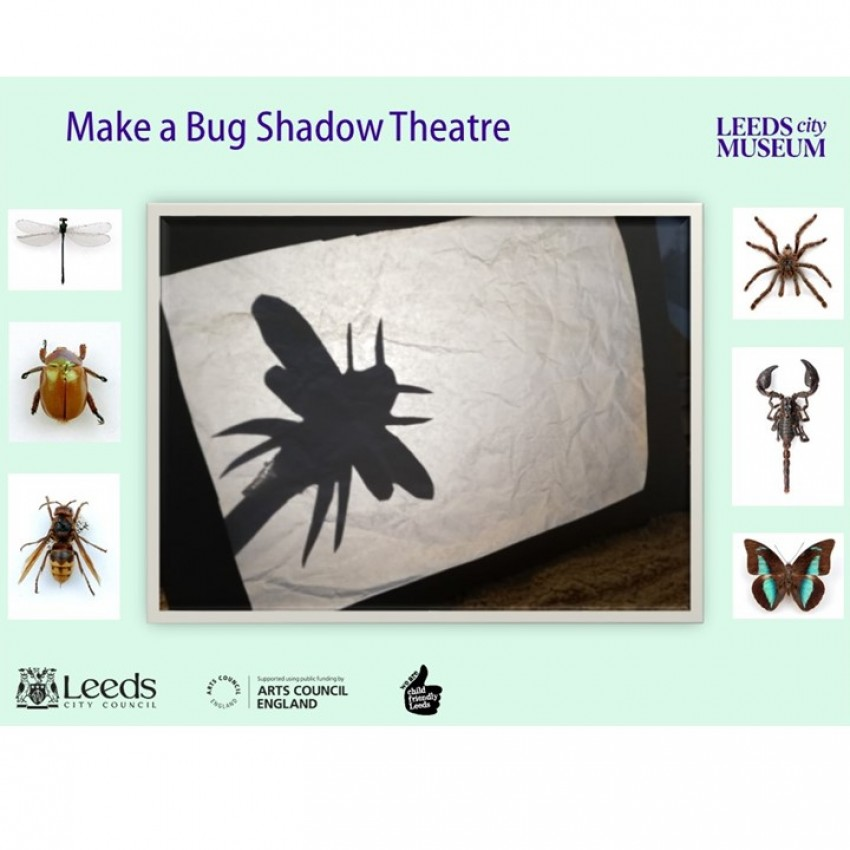 Make a Shadow Puppet Theatre